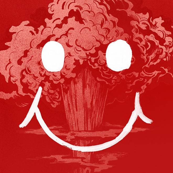 Stream Nick Catchdubs' New Album 'Smoke Machine'