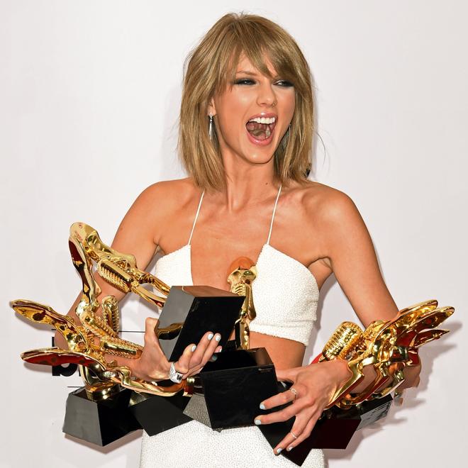The 2015 Billboard Music Awards (Winners)