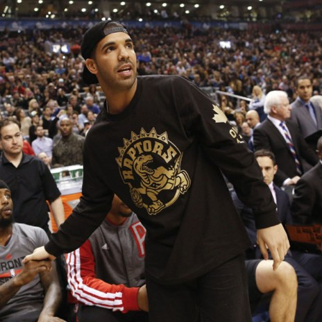 """The Toronto Raptors Will Wear a """"Drake"""" Alternate Jersey for the Upcoming Season"""