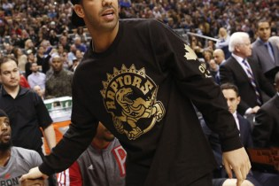 "The Toronto Raptors Will Wear a ""Drake"" Alternate Jersey for the Upcoming Season"