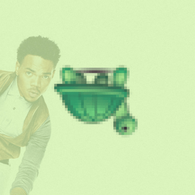 Trippy Turtle & Chance The Rapper - A Good Ass Turtle