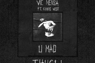 Vic Mensa featuring Kanye West - U Mad (Thugli Bootleg)