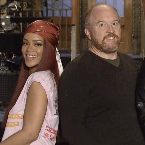 Watch Rihanna and Louis C.K. Star in the New 'SNL' Promo