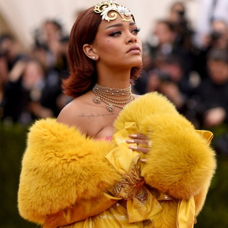 "Watch Rihanna Perform ""B*tch Better Have My Money"" at Met Gala 2015"