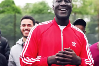 "Watch Stormzy's New Freestyle ""Shut Up"""