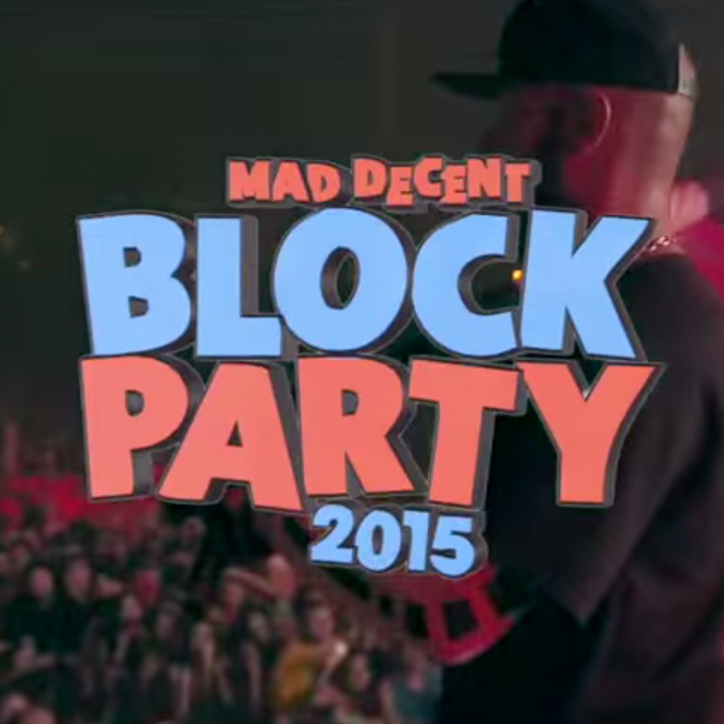 Watch the Mad Decent Block Party 2015 Trailer