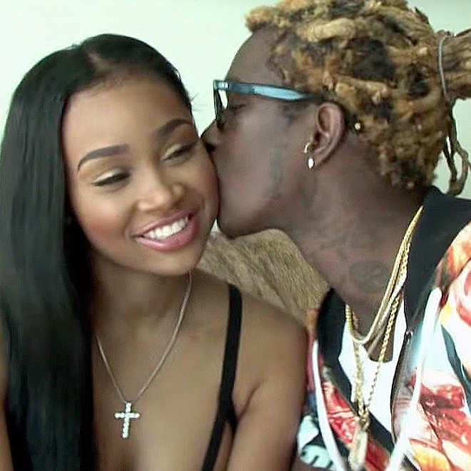 Young Thug and His Fiance Detail Wedding Plans