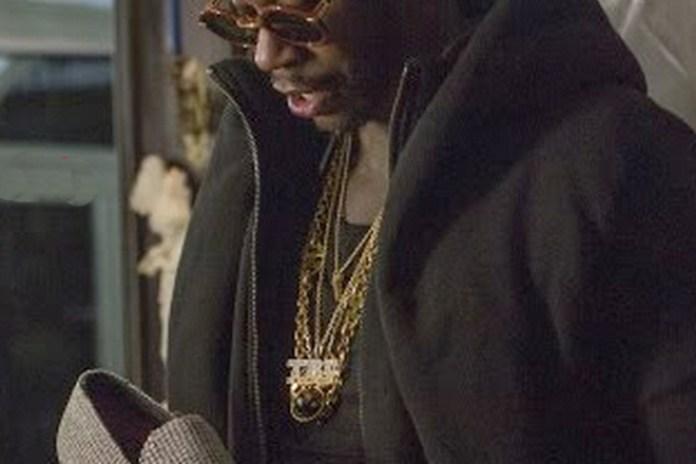 2 Chainz Admires Nick Cannon's $2 Million Shoes