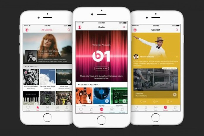 Apple Music Has Officially Launched