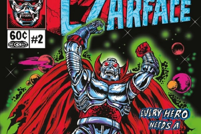 Czarface (Inspectah Deck & 7L & Esoteric) featuring MF DOOM - Ka-Bang!