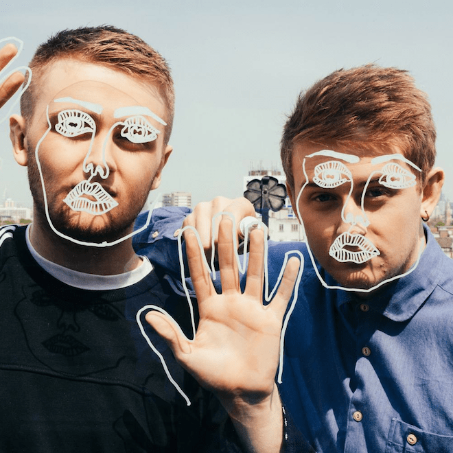 """Disclosure featuring Gregory Porter -  Holding On (Gus Pirelli VIP 7"""" Disco Mix)"""