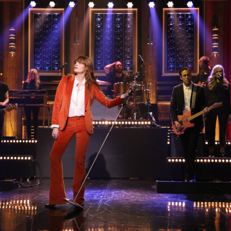 Florence and the Machine Kill Their Performance on Jimmy Fallon