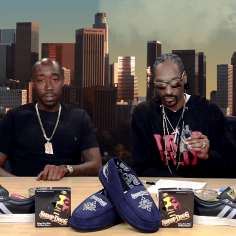 "Freddie Gibbs Visits Snoop Dogg's ""GGN"" Show"