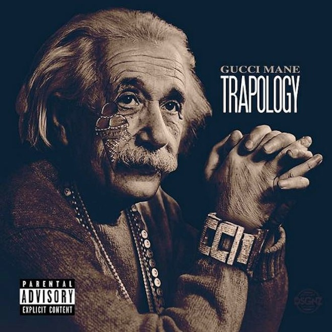 Genius-Level Album Artwork for Gucci Mane's New Project, 'Trapology'