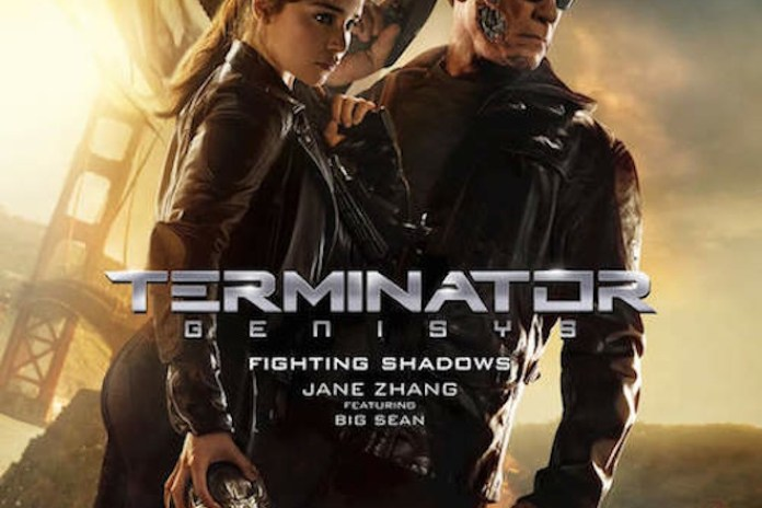 Jane Zhang featuring Big Sean - Fighting Shadows