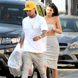 Kanye West and Tyga Supposedly Working on Kylie Jenner Album