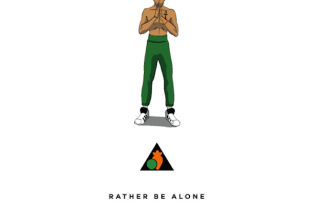 "Leven Kali Has Casey Veggies On His New Track, ""Rather Be Alone"""