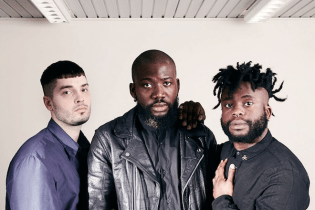 Listen to Young Fathers Live Performance on NPR's Tiny Desk Concert