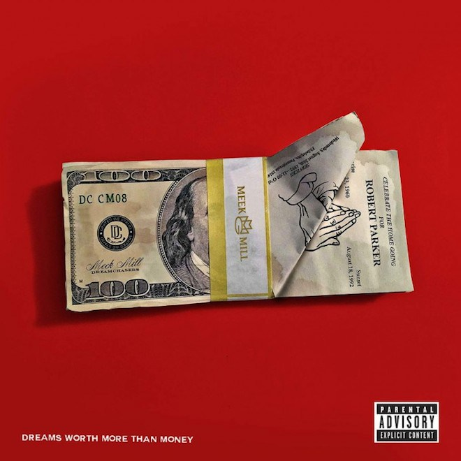 Meek Mill featuring Nicki Minaj and Chris Brown - All Eyes On You