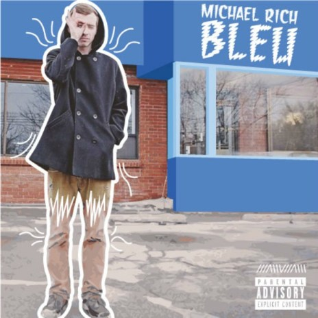 Michael Rich - Bleu
