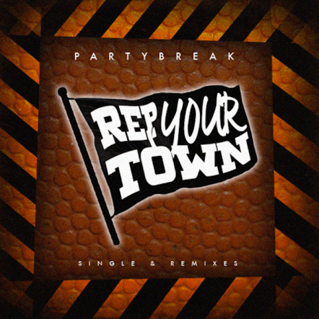 PartyBreak & AllxCaps featuring MGK - Rep Your Town