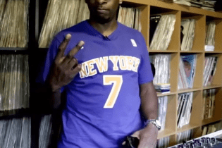 Pete Rock Goes Comic Book Shopping