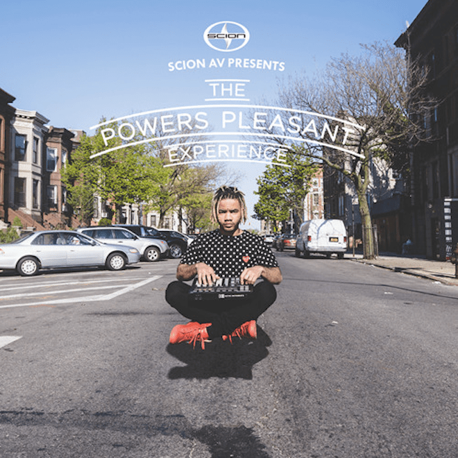 Powers Pleasant - The Powers Pleasant Experience EP