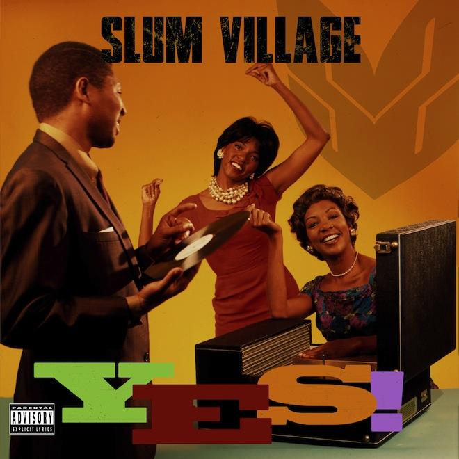 Slum Village - YES! (Album Stream)