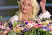 "Watch Lady Gaga's Live Performance of John Lennon's ""Imagine"""