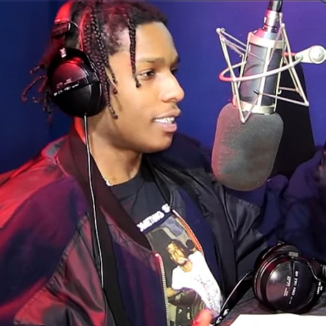 A$AP Rocky Talks Grime, A.L.L.A., A$AP Yams' Upcoming Album and His Permanent Grill on BBC Radio 1Xtra