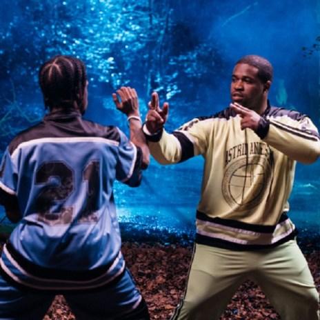 "A$AP Ferg & Astrid Andersen Present Fashion Film ""Water"""
