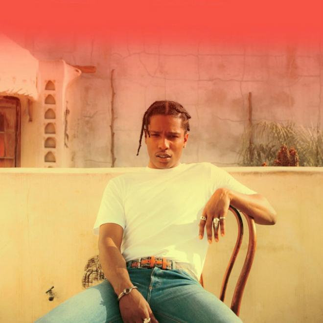 A$AP Rocky's 'At.Long.Last.A$AP' Debuts at #1 on Billboard 200
