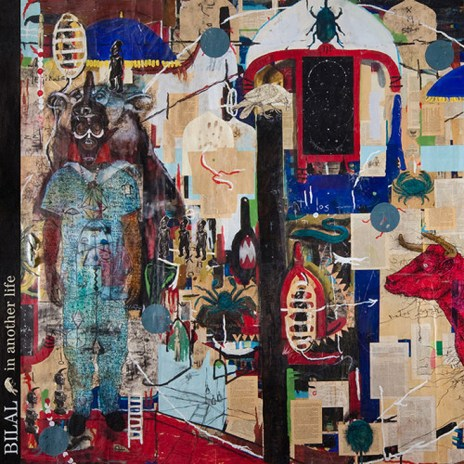 Bilal featuring Kendrick Lamar - Money Over Love