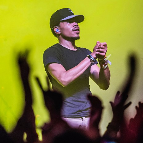 Chance The Rapper Reveals 'Surf' Opening Week Numbers