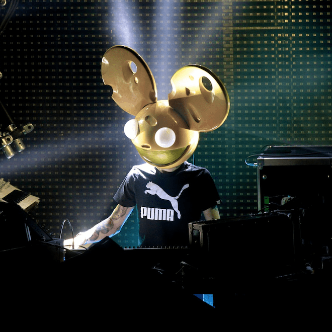 Deadmau5 Debuted New Stage Design to Kickoff World Tour