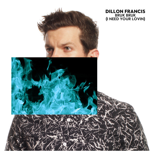 """Dillon Francis Releases """"Bruk Bruk (I Need Your Lovin),"""" Announces Upcoming EP Title"""