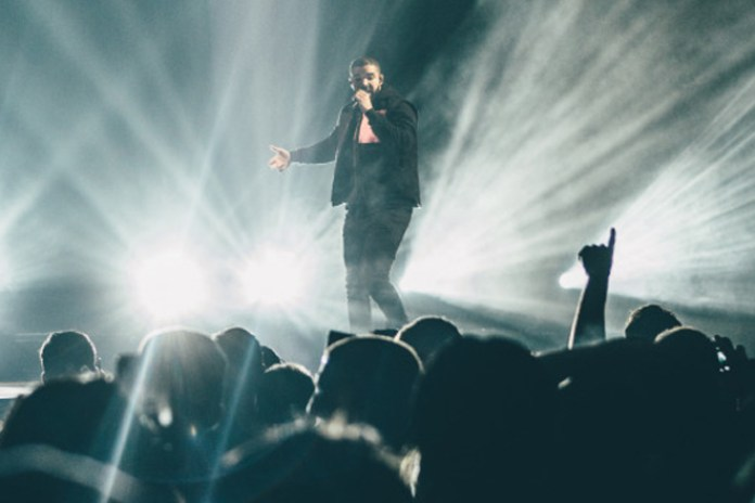 Drake Performs at the 2015 Governor's Ball in NYC