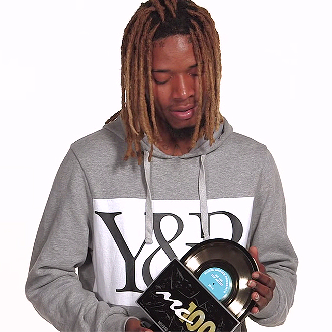 Fetty Wap Gets Emotional After Receiving His First Award
