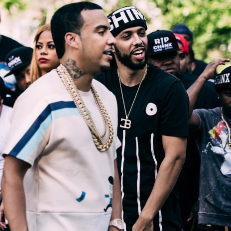 Five Arrested at French Montana's Tribute Video to Chinx