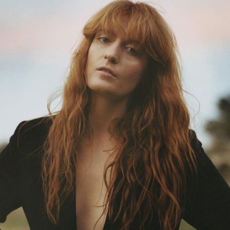 Florence and the Machine Set as New Glastonbury Headliners