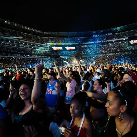 Hot 97 Summer Jam Attendees Tear-Gassed by State Police