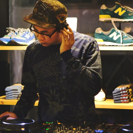 HYPETRAK x J.Crew In-store Party with Howie Lee