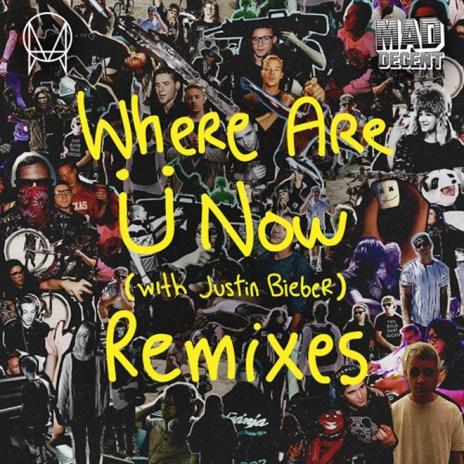 Jack Ü – Where Are Ü Now (Remix EP)