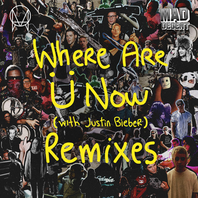 Jack Ü – Where Are Ü Now (Remix EP)