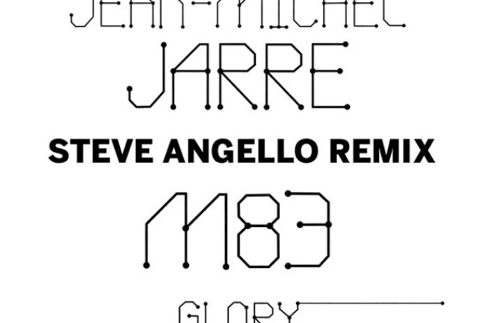 Jean-Michel Jarre and M83 - Glory (Steve Angello Remix)