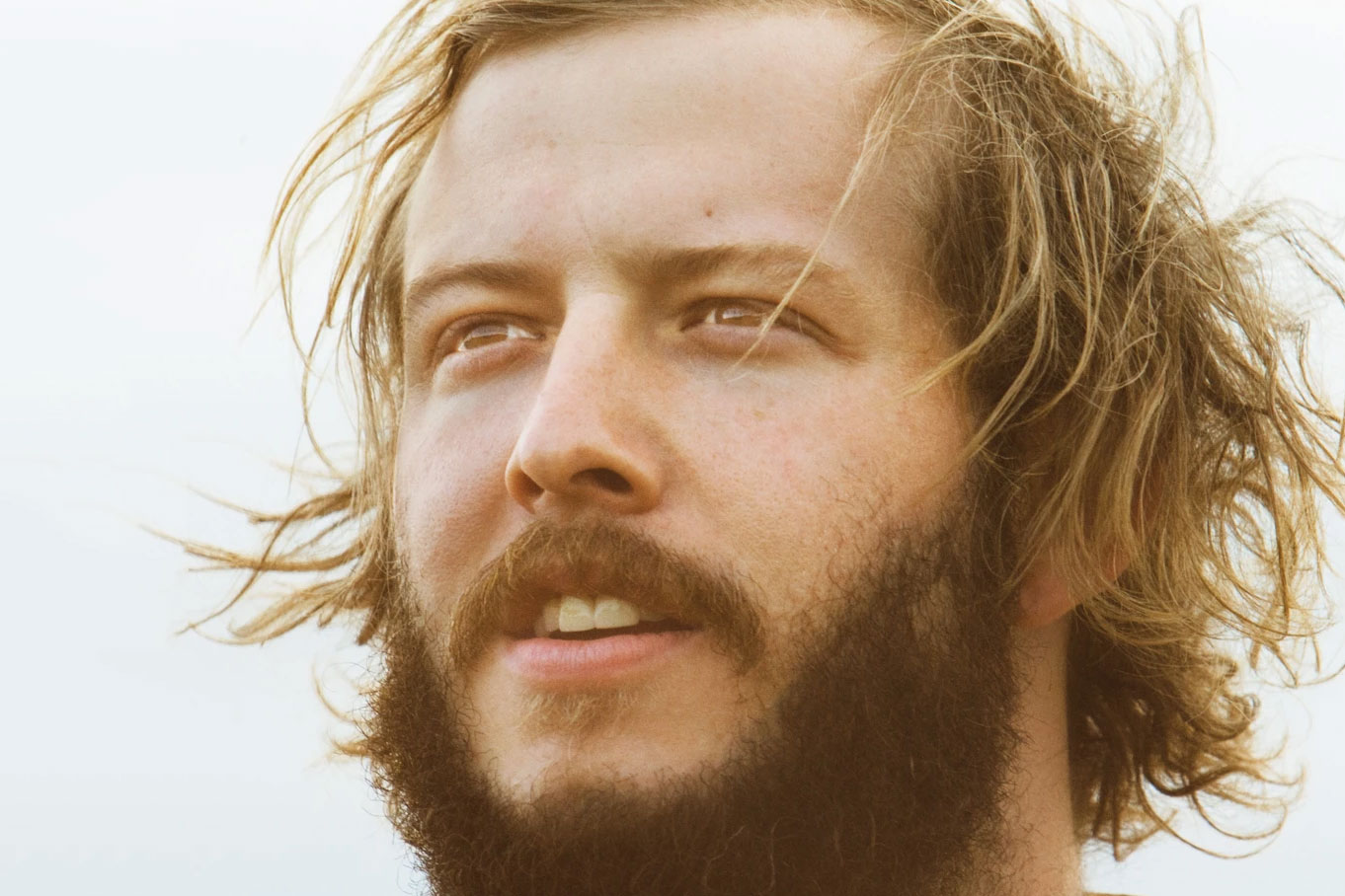 justin vernon of bon iver voices displeasure of apple music