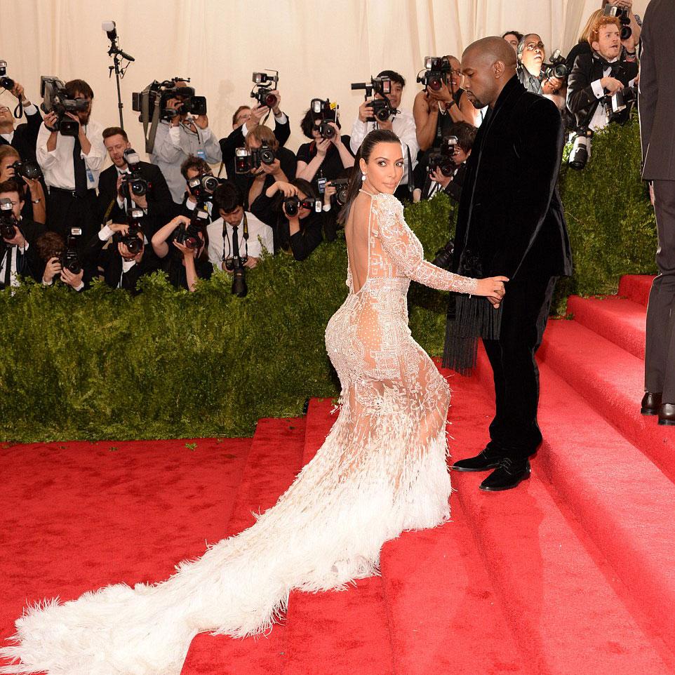 Kim Kardashian and Kanye West Announce Second Pregnancy