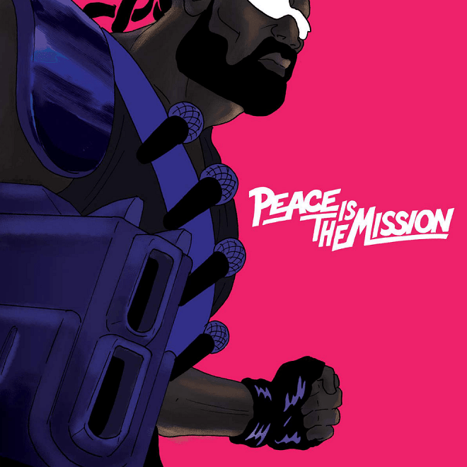 Major Lazer - Peace Is The Mission (Album Stream)