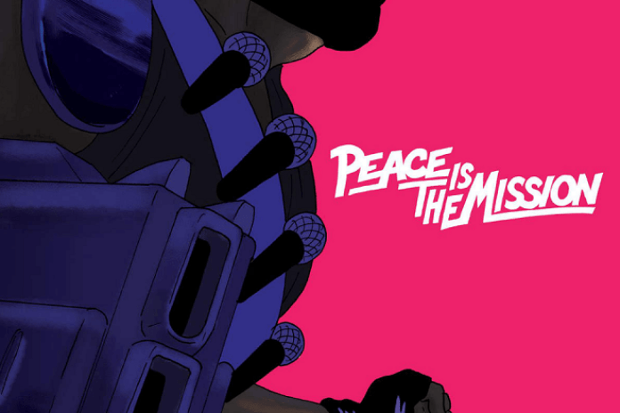 Major Lazer - Peace Is The Mission (Album Stream)