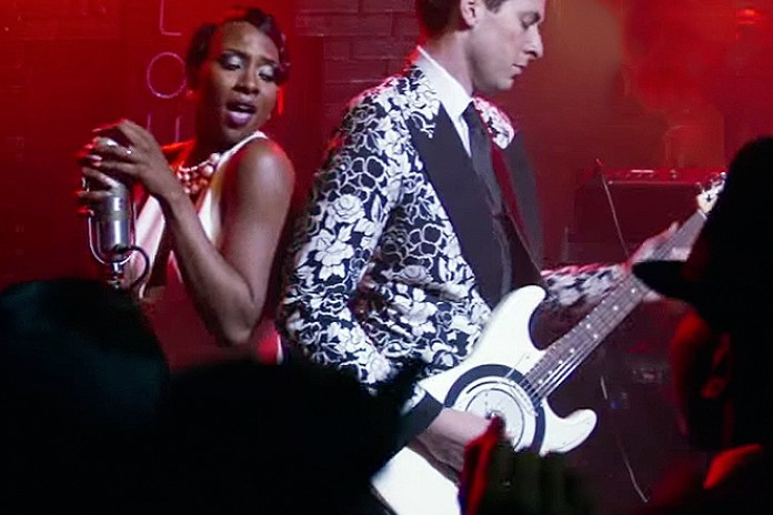 Mark Ronson featuring Keyone Starr - I Can't Lose